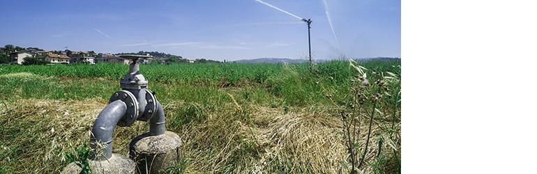 Système d'irrigation agricole